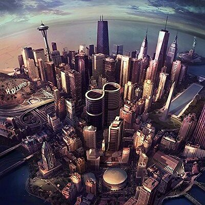 Sonic Highways - Foo Fighters (Album) [CD]