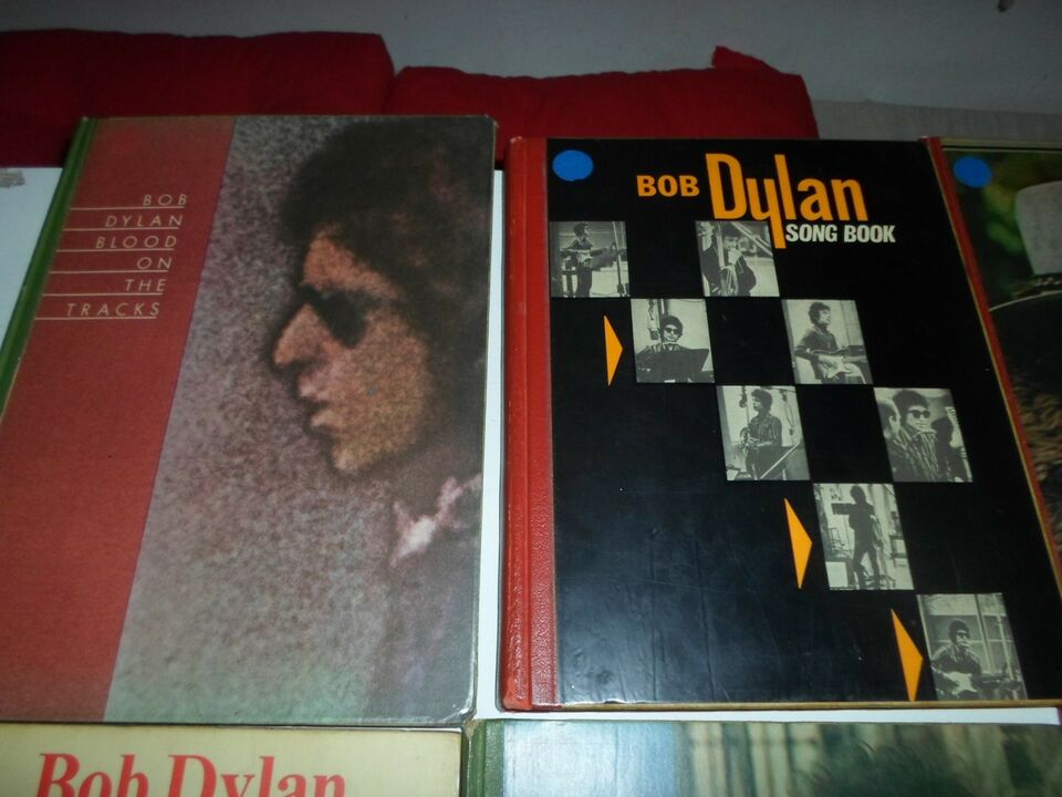 BOB DYLAN kæmpe samling