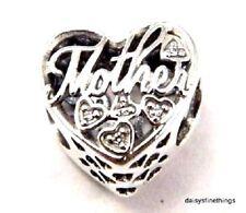 Pandora Women Silver Bead Charm - 792109CZ AIBkinHN