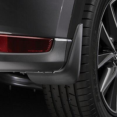 Mazda CX5 KF Trasero mudflaps establecido a estrenar genuino parte