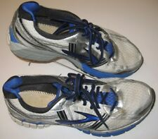b4e015a82a63ae Brooks Adrenaline GTS 14 Mens Running Athletic Shoes Size 10 2E WIDE  No  Insoles