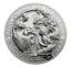 1867-2017-Canada-150-10OZ-Pure-Silver-Confederation-Medal-Re-strike thumbnail 8
