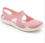 Women-Students-Comfortable-Flat-Sandals-Female-Pumps-Jelly-Beach-Hole-Shoes-New thumbnail 9
