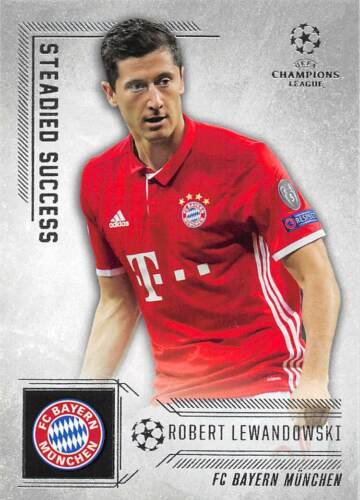 Topps escaparate UEFA Champions League 2017 steadied éxito real Madrid Pedigree