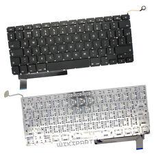 New Genuine Apple Macbook PRO MC373LL/A UK Black English Laptop Keyboard