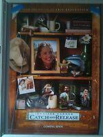 Cinema Poster: CATCH AND RELEASE 2006 (One Sheet) Jennifer Garner Kevin Smith