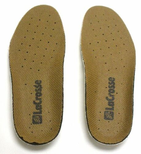 LACROSSE SIZE 10 AIR CUSHION INSOLE 5864