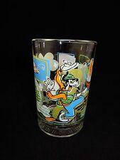 Disney World 100th Anniversary McDonalds Drinking Glass ~ Animal Kingdom