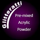 glitterattinails