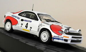 Altaya-1-43-Scale-Toyota-Celica-Turbo-4WD-Catalunya-Rally-1992-Diecast-Model-Car
