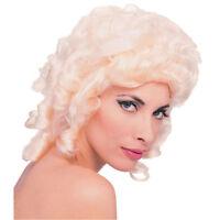 Blonde Southern Belle Spiral Curl Wig