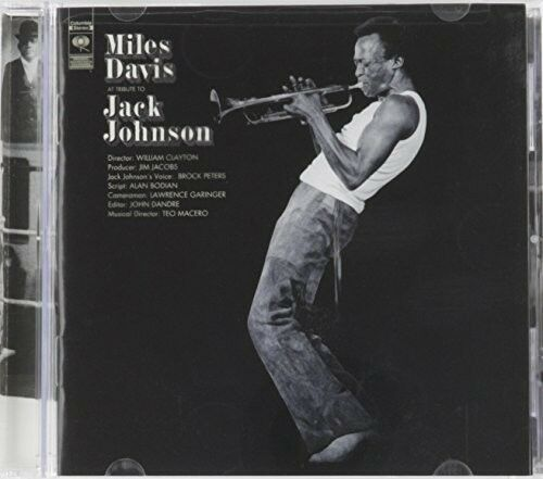 Miles Davis - Tribute to Jack Johnson [New CD]