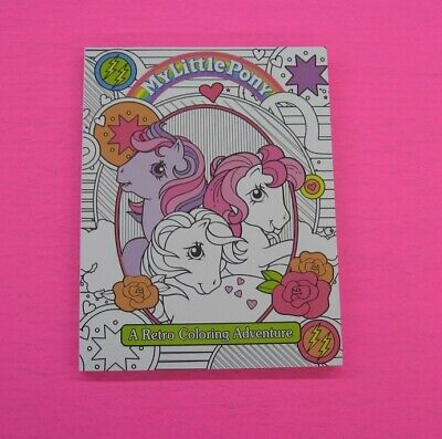 My Little Pony Coloring Book 2019 Fun International 96 PAGES EBay