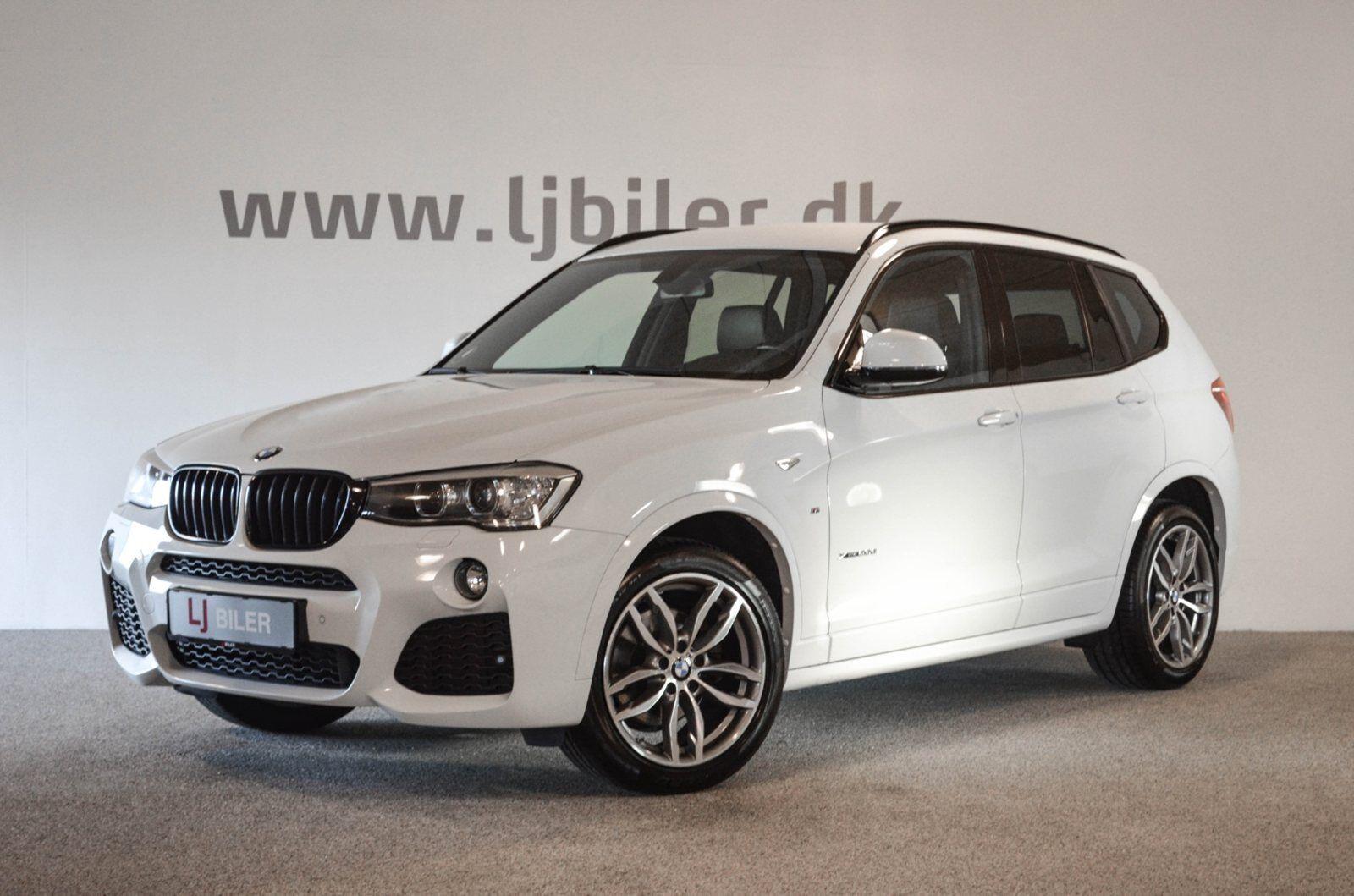 BMW X3 2,0 xDrive20d aut. 5d - 499.800 kr.