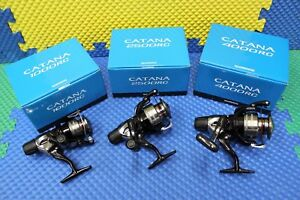 Shimano Catana Front Drag Spinning Reel CHOOSE YOUR MODEL!!