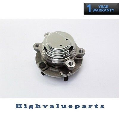 2014 For Nissan Titan Front Wheel Bearing and Hub Assembly x 2