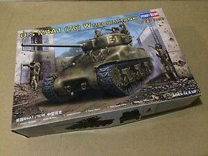 Hobby Boss 1//48 M4A1 76 W Sherman # 84801