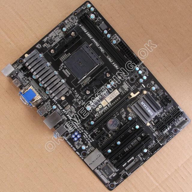 Biostar Hi-Fi A88S2 AMD RAIDXpert XP