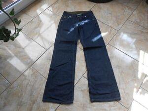 Pantaloni scuro Star midi L32 Ottime Wmn Blu G condizioni Jeans H8331 W28 fzqwdq