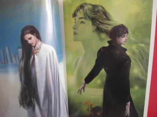 "Jun Sumie /""Retsuyougetsu/"" art book"