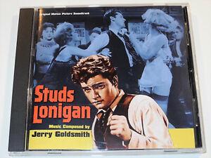 Jerry-Goldsmith-STUDS-LONIGAN-Soundtrack-CD-Near-Mint