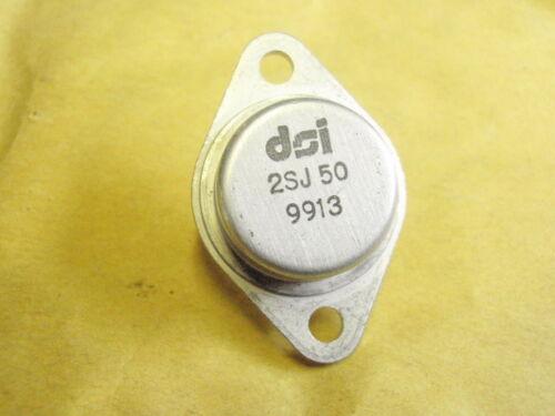 2sj50 transistor MOS P-FET 160v 7a 100w to-3 20441-178