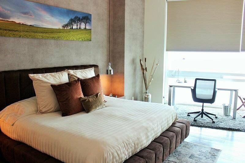 Suite amueblada y equipada en renta en Santa Fe.