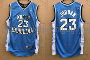 a95f8448007 NWT Michael Jordan #23 UNC North Carolina Tar Heels Throwback ...