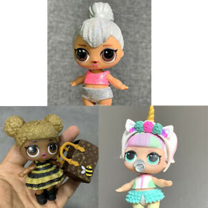 3Pcs-set-Original-LOL-SURPRISE-DOLLS-QUEEN-BEE-KITTY-QUEEN-UNICORN-S2-Collection