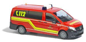 Busch-51146-02-MB-Vito-Fire-Brigade-Dortmund-Mtf-Ima-Model-2020-New-2020