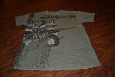 G7- Manchester Ltd. Green Short Sleeve Shirt Size L