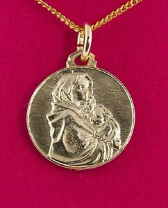 Jesus Christ in Red Robe Catholic Medal 925 Sterling Silver Pendant Jewelry