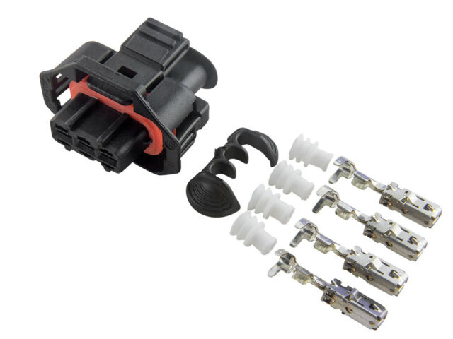 Manifold Absolute Pressure Map Sensor Connector Kit Bosch GM 6 2l Ls3  (08-17)