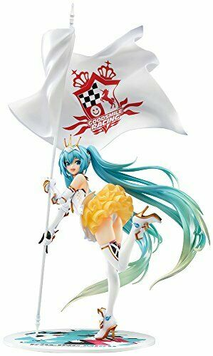 Good Smile Racing Miku (versión 2015) escala 1 8 Estatua Pvc