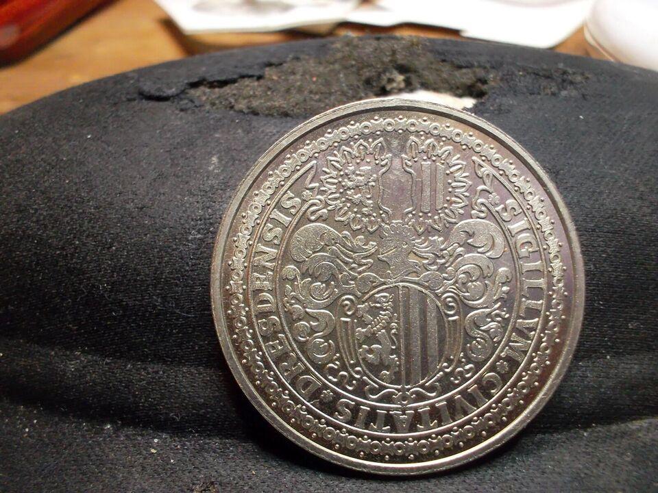 Vesteuropa, medaljer