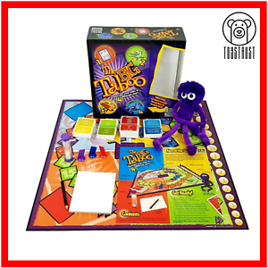 The-Big-Taboo-Parker-Board-Game-w-Bendy-Bob-Family-Fun-Hasbro-Retired-Party-Game