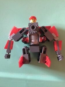 Lego Movie Mech Master Builder Toys R Us Exclusive Build Day Figure
