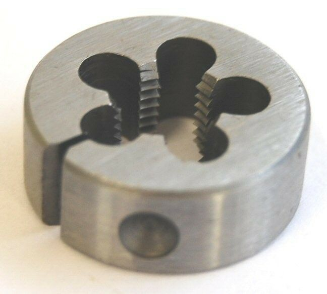 M20 X 1  HSS DIE - BRITISH MADE APEX BRAND THREADING TOOL