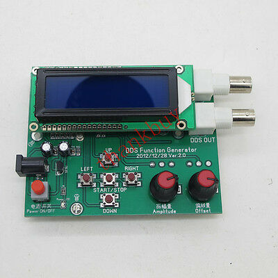 DDS Function Signal Generator Module Sine Square Sawtooth Triangle Wave DC 9V