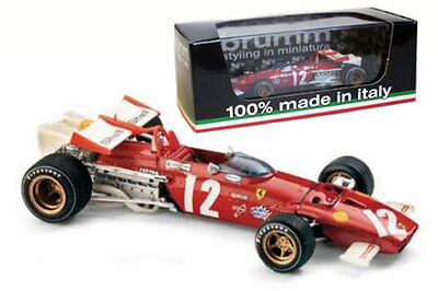 Ferrari 312 Pb 1000Km Monza Ickx-Regazzoni 1972 R261-Ch 1:43 Modellino Diecast