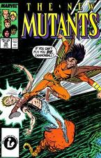 The New Mutants #55 (VF+ | 8.5)
