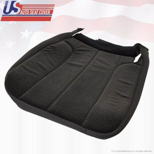 2004 Dodge Ram 2500 SLT Driver Bottom Replacement fabric  Seat Cover Dark Gray