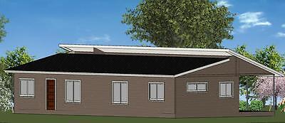 4 Bedroom Owner Builder Kit Home - The Moreton