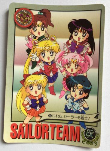 Sailor Moon Carddass Graffiti 213