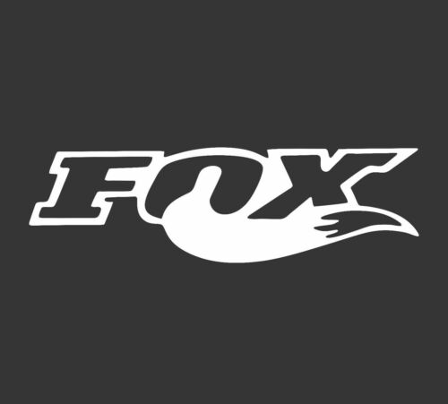 FOX Racing Vinyl Decal for Truck Car MOTOCROSS Hood Graphic Shox Head SUZUKI BIK