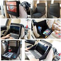 Travel Car Laptop Holder Bag Mount Back Seat Auto Kids Food Work Table Organizer