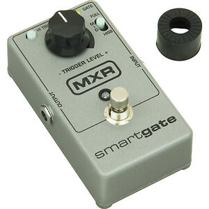 mxr m135 smart gate noise suppressor guitar effect pedal brand new ebay. Black Bedroom Furniture Sets. Home Design Ideas