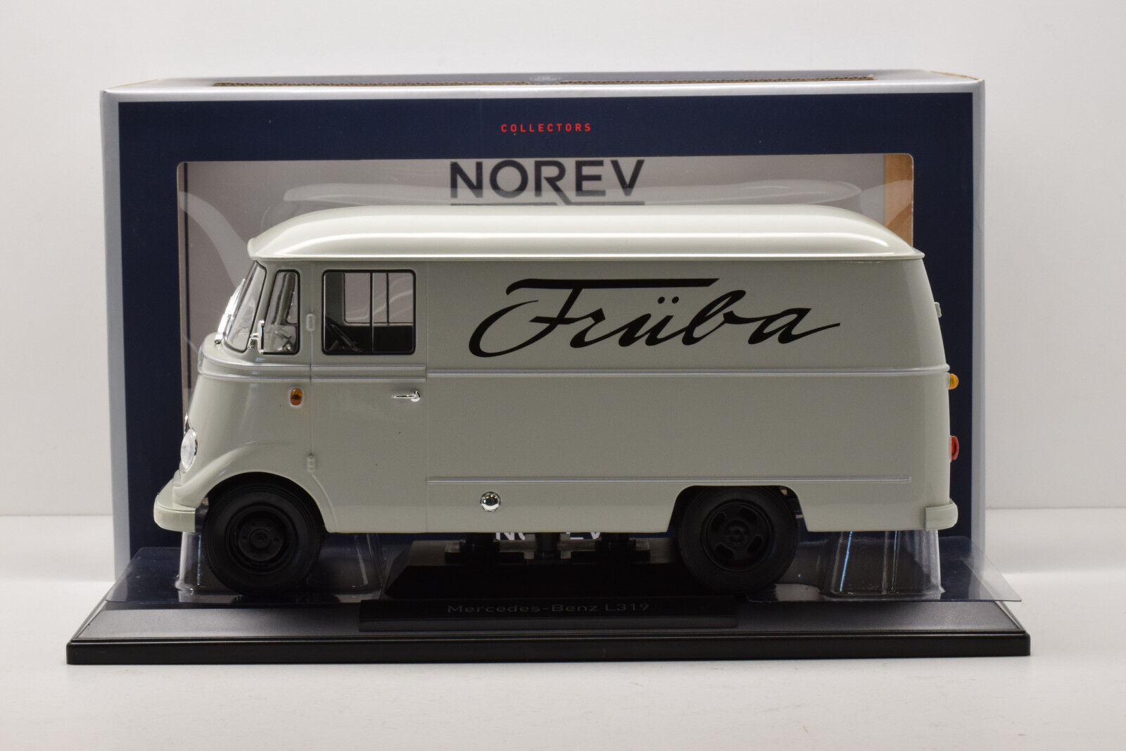 MERCEDES L319 FRUBA 1957 NOREV 1 18 NEUVE EN BOITE