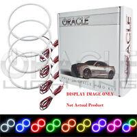 Oracle Plasma Halo Kit For Volkswagen Touareg 2005-2006 2529-053 Red