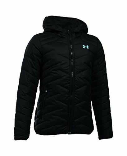 Pick SZ//Color. Under Armour Outdoors Girls ColdGear Reactor Hooded Jacket